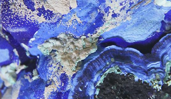azurite stones healing