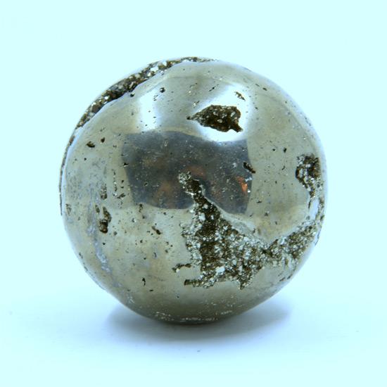 Pyrite balls